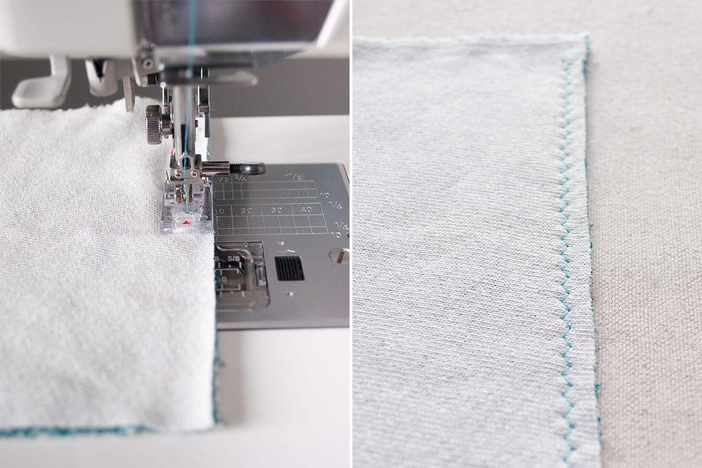 How to Sew with French Terry Fabric