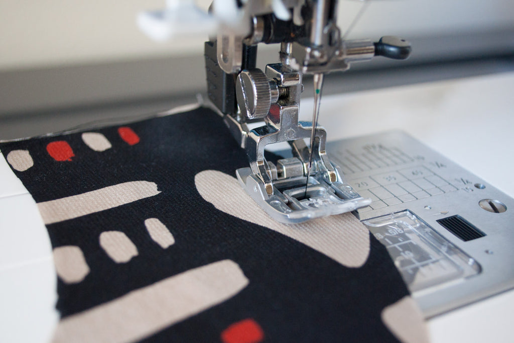 How to Sew with Silk Fabric | Use a Walking Foot