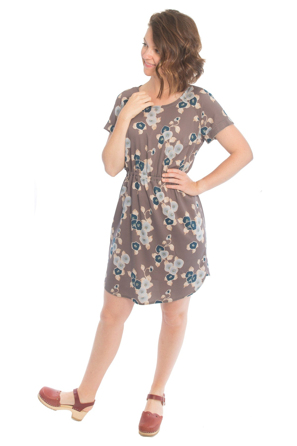 Coram Dress Styled | Allie Olson Sewing Patterns