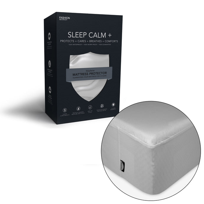 Sleep Calm+ Mattress Protector