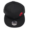 Snapback Hat - Black Ace Family Ball