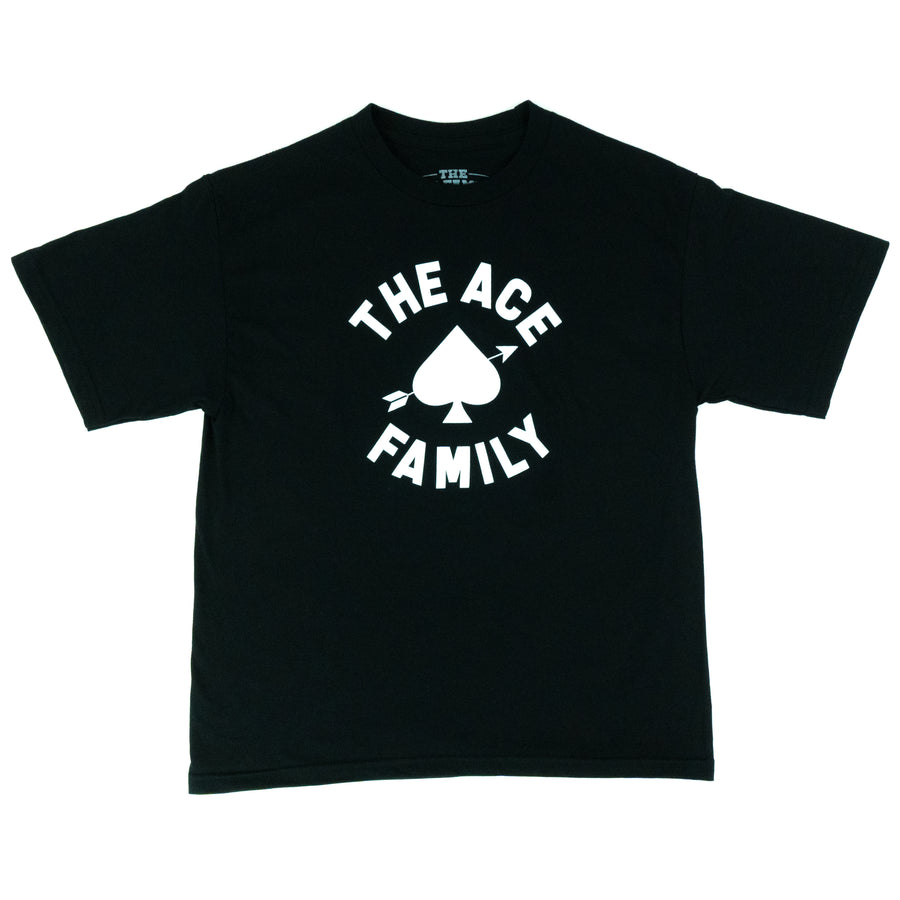 Youth TShirt - Black ACE Signature