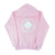 Youth Hoodie - Pink Circle Ace Family