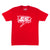 TShirt - Red Hey Ace Family