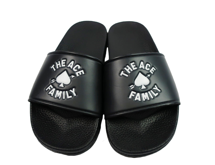 Slides- Black Ace Family Signature