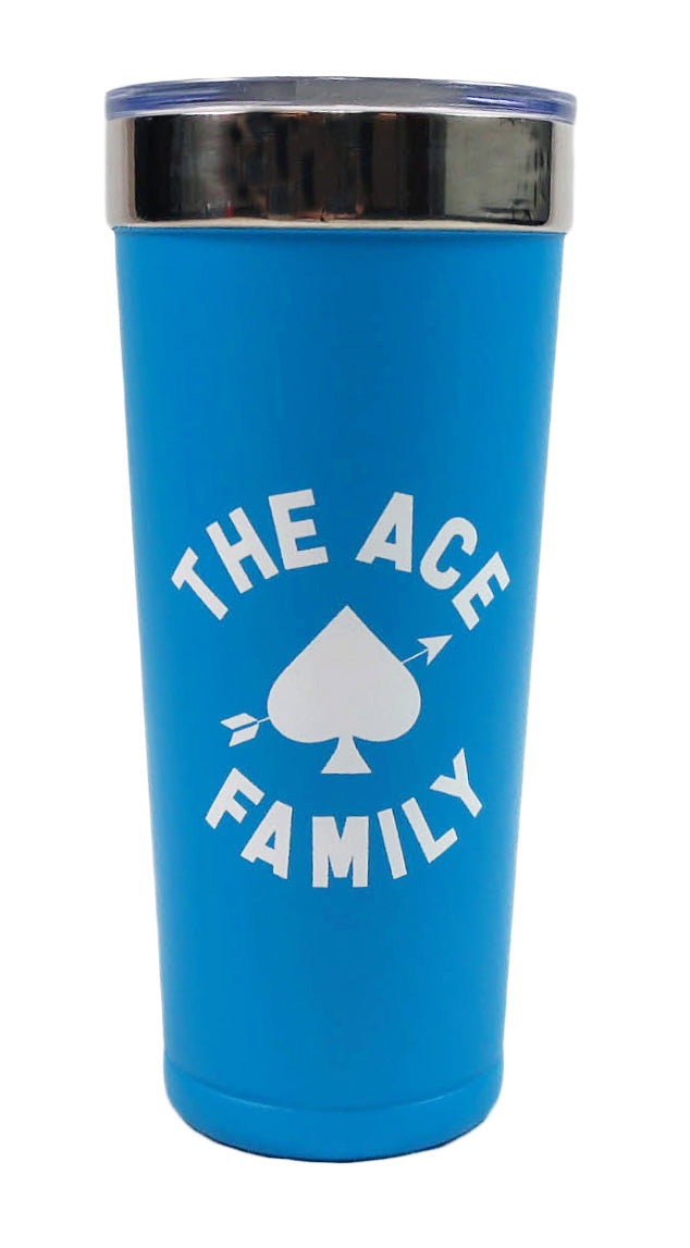 Tumbler - Matte Blue ACE Signature