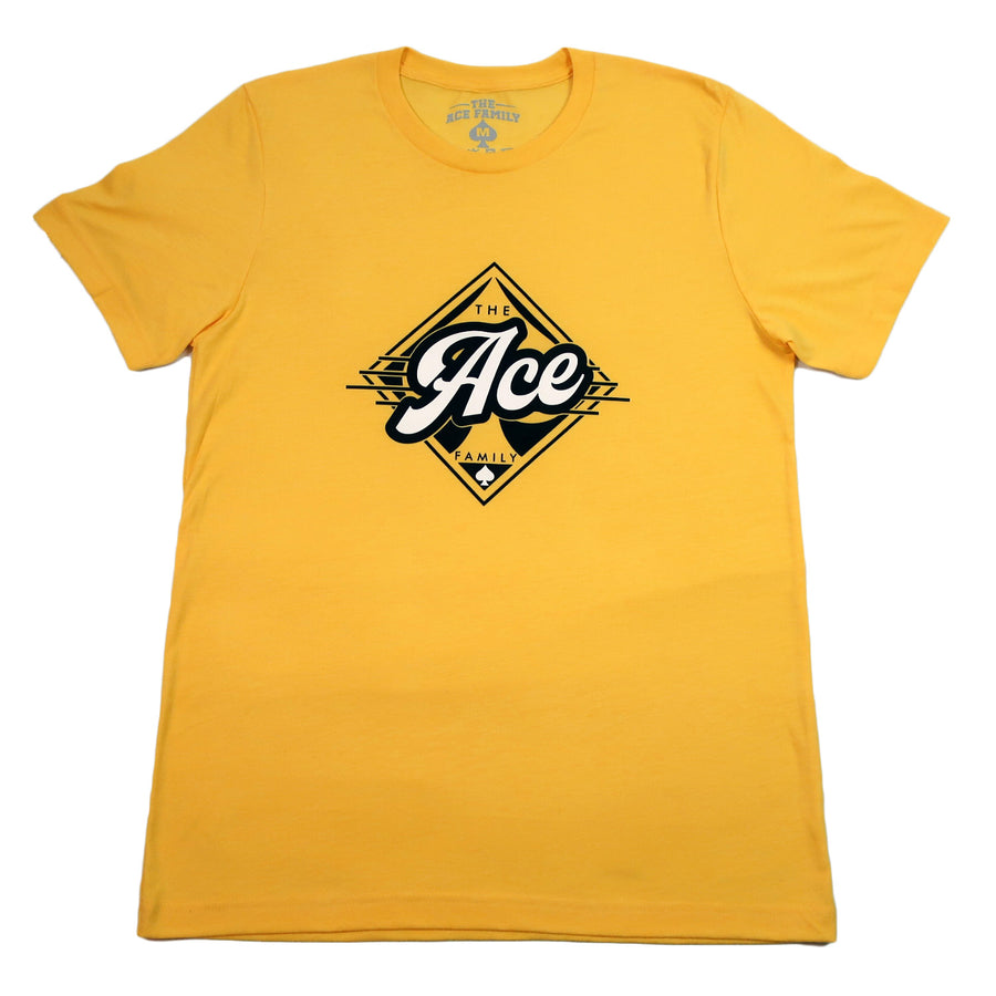 TShirt - Gold Diamond Ace
