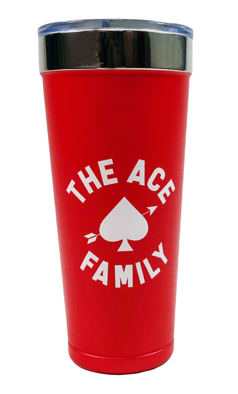 Tumbler - Matte Red ACE Signature