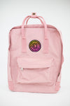 Backpack - Pink Aztec