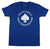 TShirt - Royal Blue Circle Ace Family