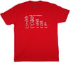 TShirt - Red Ace Stick Family