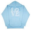 Hoodie - Blue Love Ace Family