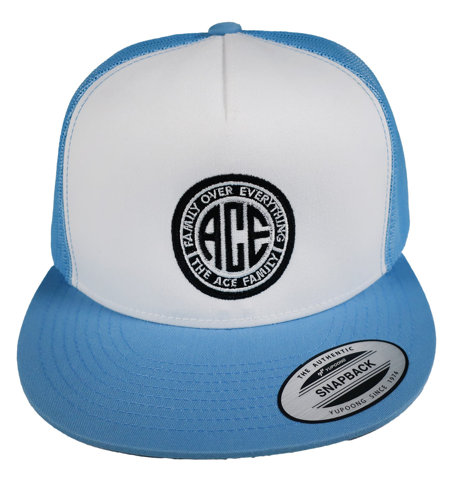 Dad Hat - Blue Aztec