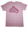 TShirt - Pink Retro Ace Family
