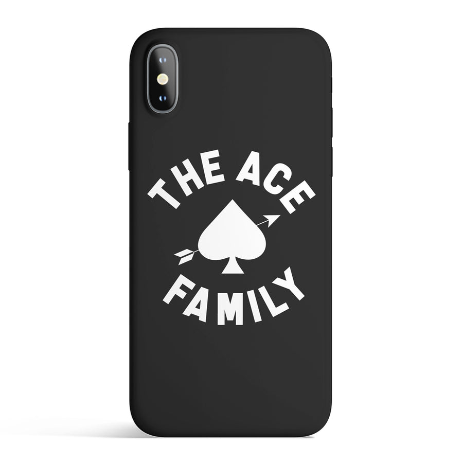 iPhone Case - Black Ace Signature