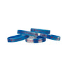 Wristband - Silicone Blue Cloud