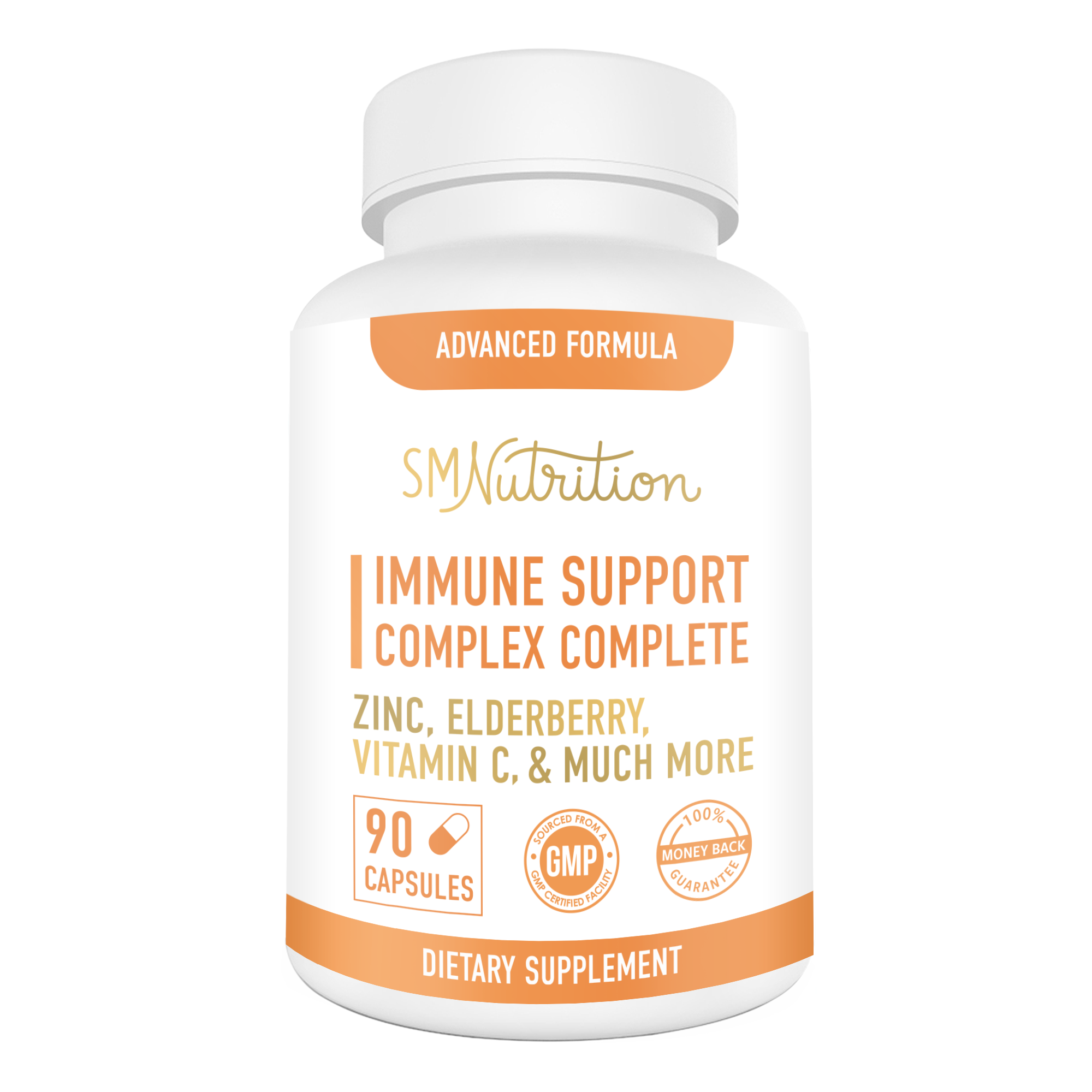 Immunity Support Complex Complete* Smoky Mountain Nutrition