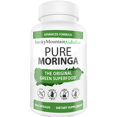 Pure Moringa - Smoky Mountain Naturals