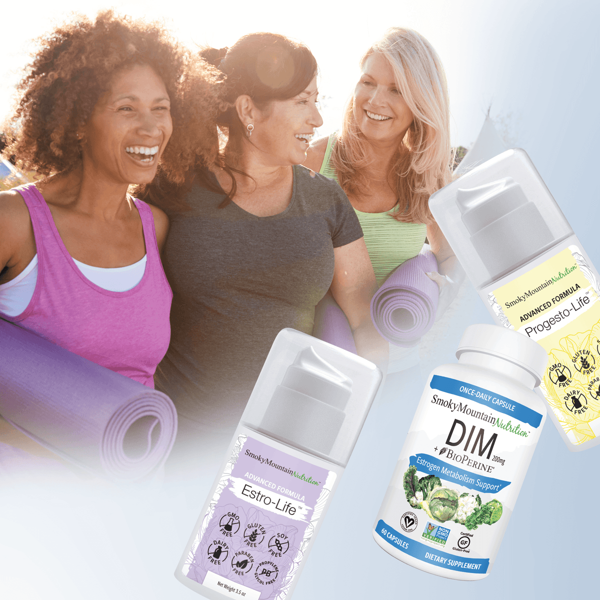 Menopause Support Bundle Smoky Mountain Nutrition