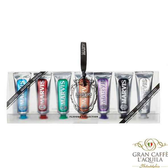 Marvis Toothpaste Flavor Collection Gift Set