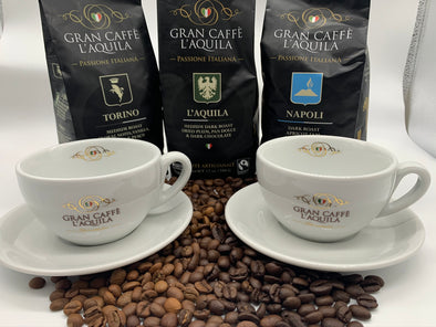 Italian Coffee Experience Gift Set