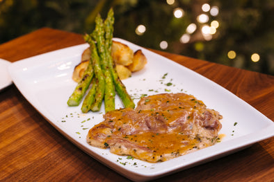 VITELLO SALTIMBOCA
