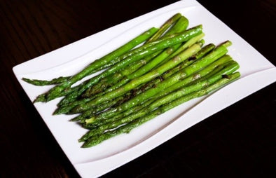 FIRE GRILLED ASPARAGUS