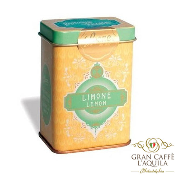 Lemon (Limone) - Pastiglie Leone 1.4oz Collectors Tin
