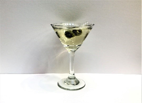 Molto DIrty Martini