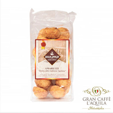 Amaretti: L'Aquila style soft baked Amaretto cookie  PREORDER NOW AVAILABLE STARTING MARCH 15th