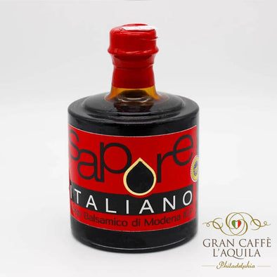 Balsamic Vinegar of Modena PGI RED label (250 ML)