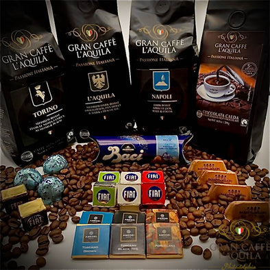 Italian Coffee & Chocolate Experience Gift Box