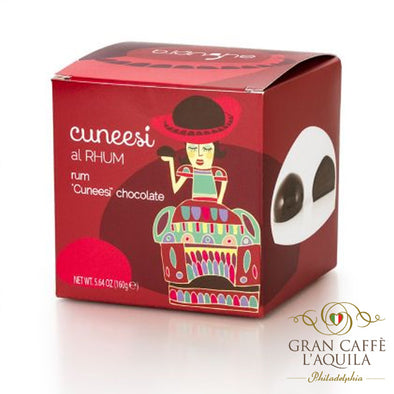 Cuneesi al Rhum Chocolate 5.64oz