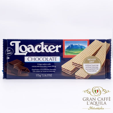 Loacker Chocolate Wafers