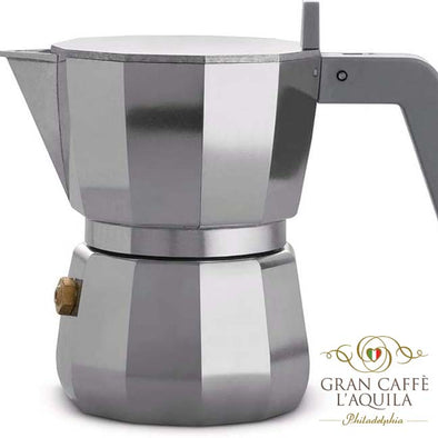 Pulcina - Moka made by Alessi - 1 Cup