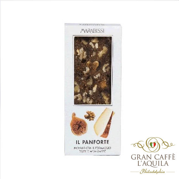 "Panforte Fig & Walnut  ""MARABISI"" 7.05 oz"
