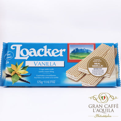 Loacker Vanilla Wafers
