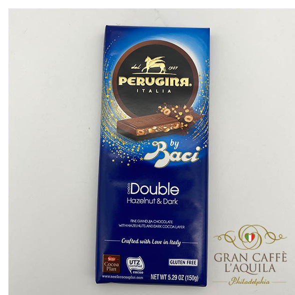 Baci Perugina Double Hazelnut + Dark Chocolate Bar (5.29oz)