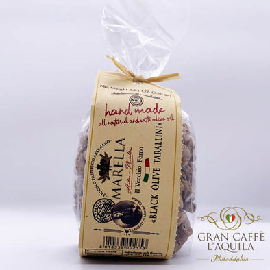 Tarallini with Black Olive-Marella