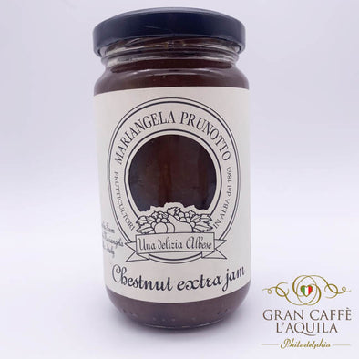 Chestnut Jam by Mariangela Prunotto