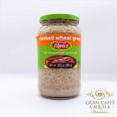 Fratelli D'Amico Cooked Wheat 20.5oz