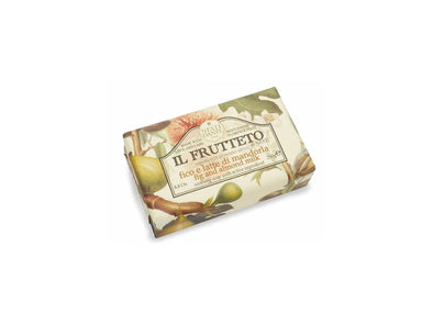 Fig and Almond Milk Natural Tuscan Luxury Soap - Nesti Dante