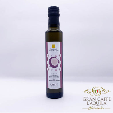 Truffle infused Extra Virgin Olive Oil (Abruzzo)  250ml