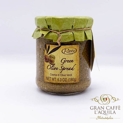 Ranise Green Olive Spread 6.3oz