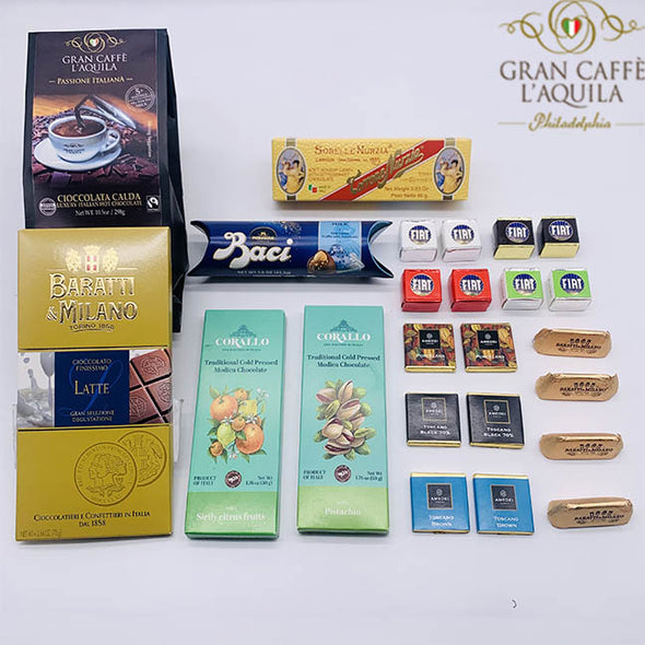 History of Italian Chocolate Gift Box