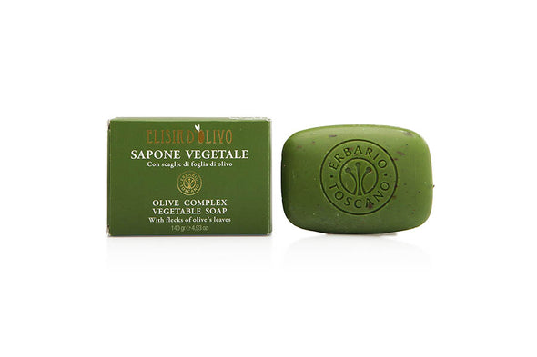 Extra Virgin Olive Oil Tuscan Luxury Soap - Erbaio Toscano