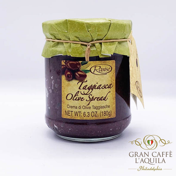 Ranise Taggiasca Olive Spread 6.3oz