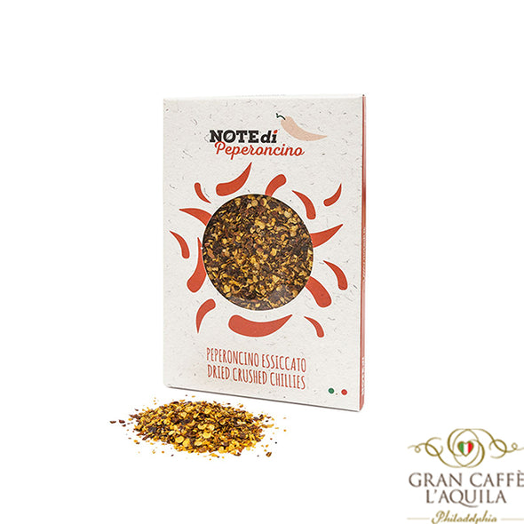Dried Crushed Chili Peppers by Note di (Peperoncino Essiccato)