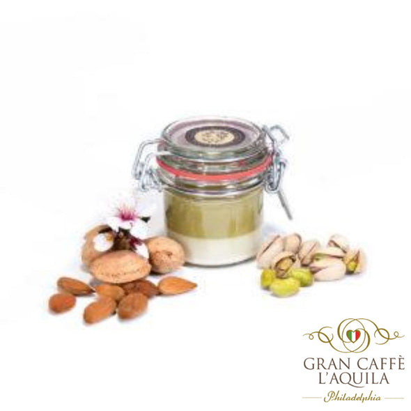 Pistacchio and Almond Spread - SCYAVURU 3.5 oz