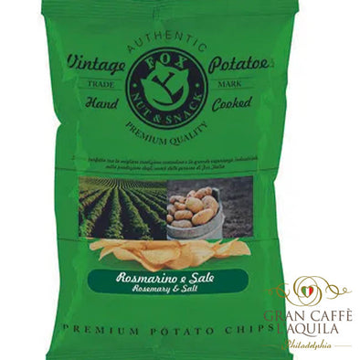 Rosemary & Salt Authentic Vintage Potato Chips